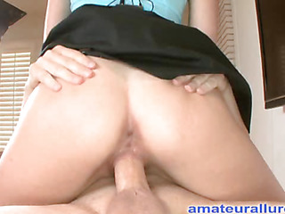 Zoe is an absolute beauty. That Babe is a tall darksome brown with short hair that was a professional mainstream model. That Babe has always liked swallowing cum and did so on her very first oral stimulation. Ray slides his dong into her wet throat and procedes to face fuck her. Then this guy bows her over and bonks her taut shaved twat from behind previous to shooting his load on her taut tummy and scooping it up with a spoon and feeding his cream to her.