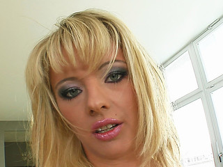Deepthroating and hard sex are exactly the things that this little blond slut needed. This Babe receives absolutely destoryed in advance of swallowing a large load of goo.